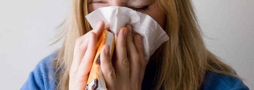 Trainieren, wenn man krank ist?