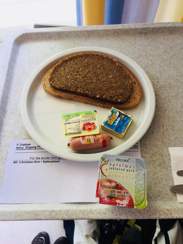 Gesundmach-Essen im Krankenhaus?
